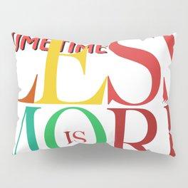 Ltd Edition designer t-shirt Pillow Sham