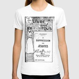 La Suppression des jésuites T-shirt