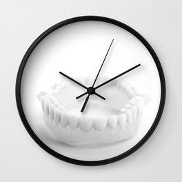 jaws model Wall Clock