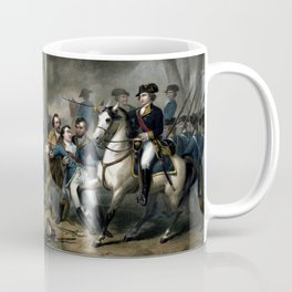 Life Of George Washington -- The Soldier Coffee Mug