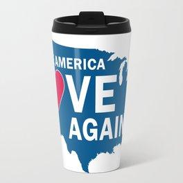 Make America Love Again Travel Mug