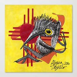 Roadrunner 2 Canvas Print
