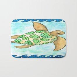 Timmy the Turtle Bath Mat