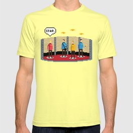 The Red Shirt Stratagem T-shirt