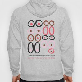 Breast Cancer  Hoody