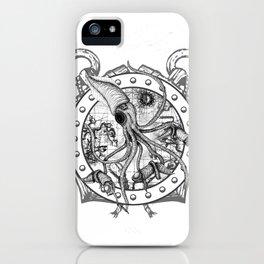 The Squid iPhone Case