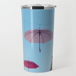 Umbrellas of Ferrara Travel Mug