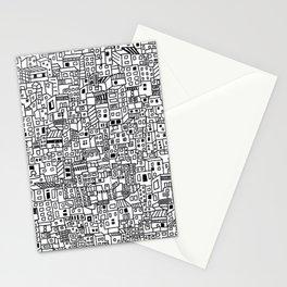 Marginal Landscape of Bogota´s Neighbourhood in Colombia Stationery Cards