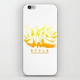 Wild Style AU ver0.3 iPhone Skin