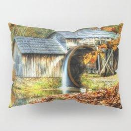 Autumn 2015 at Mabry Mill Pillow Sham