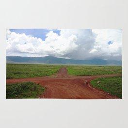 Ngorongoro Crater Rug