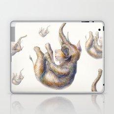 Falling Elephant Laptop & iPad Skin