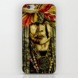 Crying Indian iPhone Skin