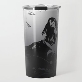 Death Siren Road Travel Mug