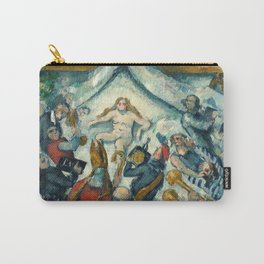 The Eternal Feminine Carry-All Pouch
