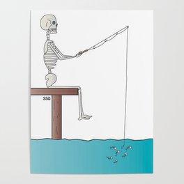 Fishing For Bones Poster