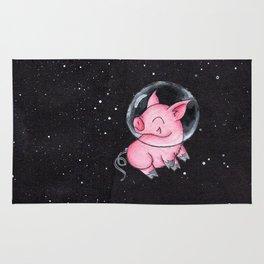 Orbital Piggy Rug