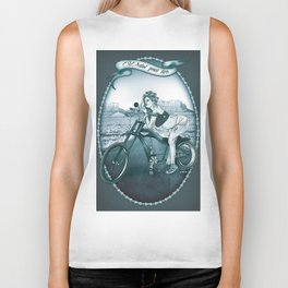 Pedal Your Life Biker Tank