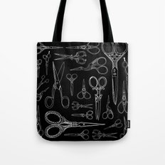 Scissors  Tote Bag