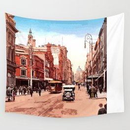 1900 Sidney George Street Wall Tapestry