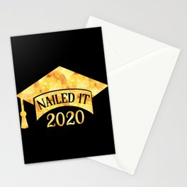 Nailed It 2020 Stationery Cards