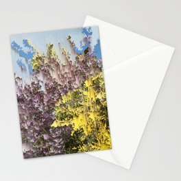 Interference #1 Stationery Cards