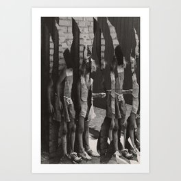 Trappings Art Print