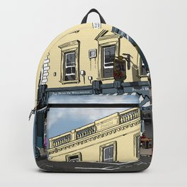 London Bar Backpack