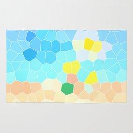 Summer Day Mosaic Rug