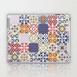 Portuguese pattern color Laptop & iPad Skin