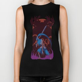 The Abysswalker Biker Tank