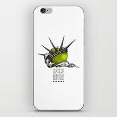 State of New York iPhone & iPod Skin