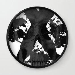 UNDER X Wall Clock