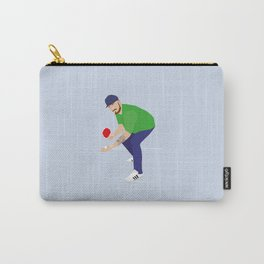 The Greek Carry-All Pouch