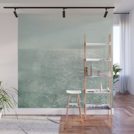 The Silver Sea Wall Mural
