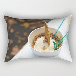 Ice Break Rectangular Pillow