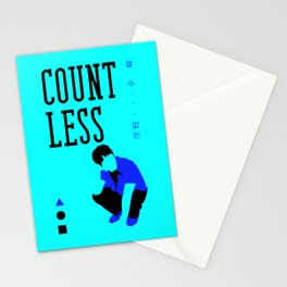 SHINee - Countless Stationery Cards