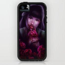Dangerous as a Rose iPhone Case