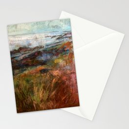 Moville Shore Path Stationery Cards