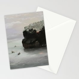a crumbling hope Stationery Cards