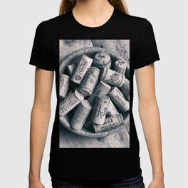 Collection of Corks. T-shirt