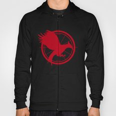 Catching Fire MockingJay - Red Hoody
