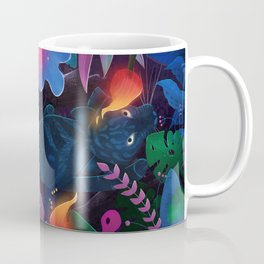 Tiger in a jungle Coffee Mug