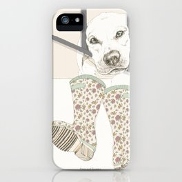 Pipo iPhone Case