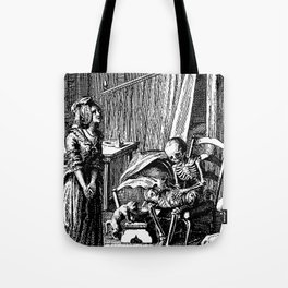 DEATH of CHILD Tote Bag