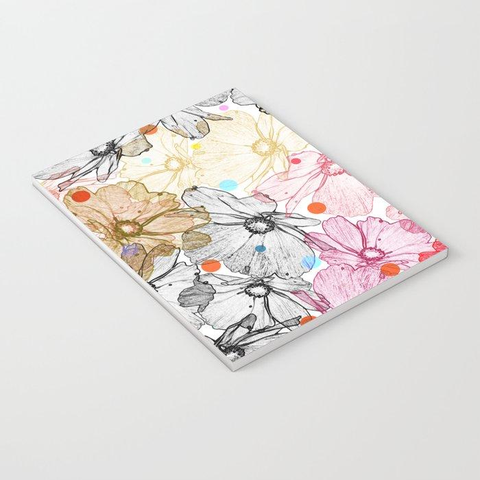Flower carpet(22) Notebook