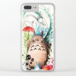 The Crossover Clear iPhone Case