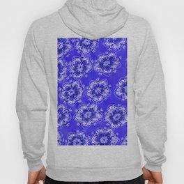 Blue Autumn Violet Hoody