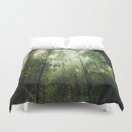 Penetration Duvet Cover