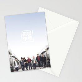 BTS + I need u Stationery Cards